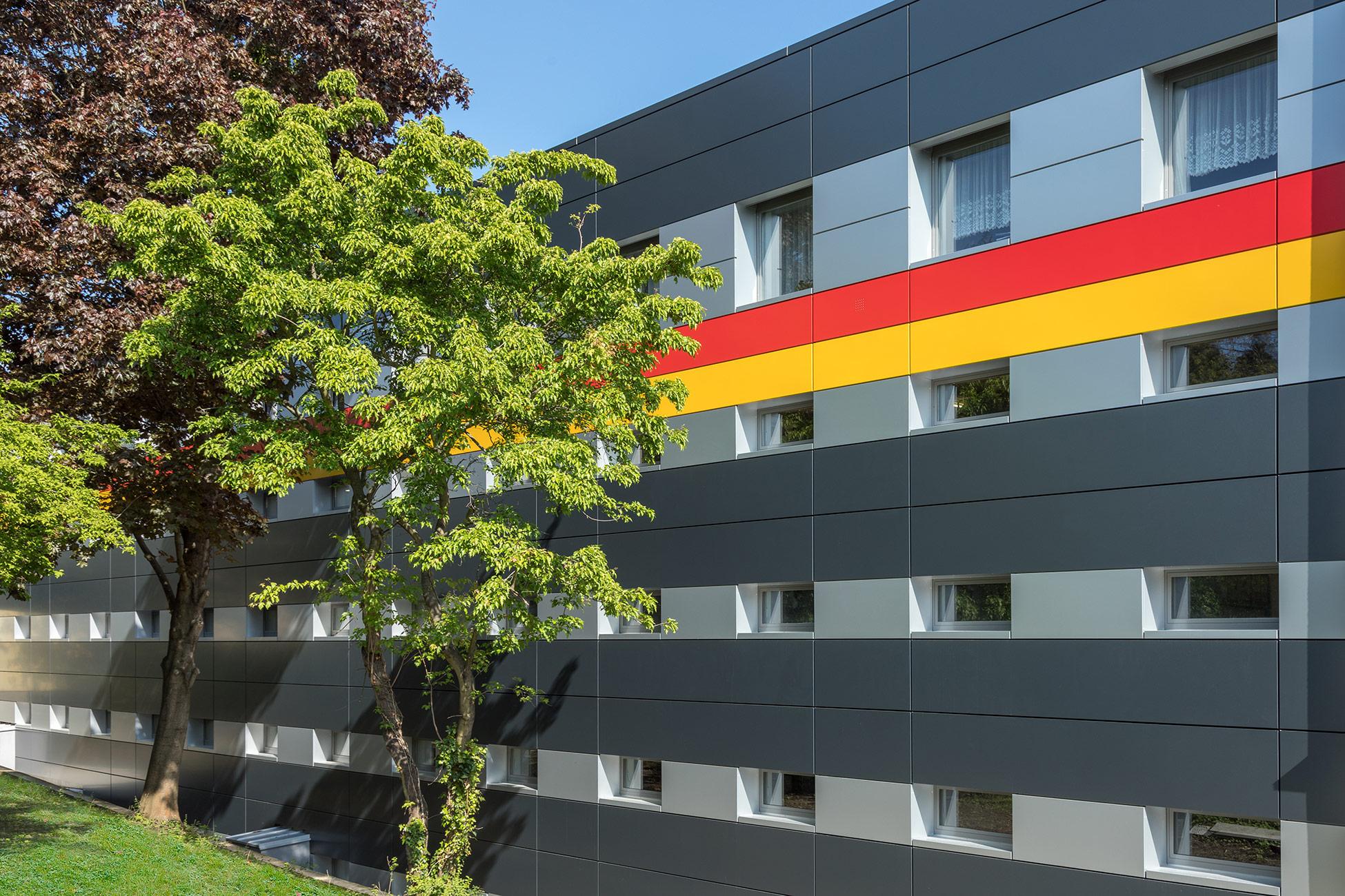 Rathmanner Dach- und Fassadentechnik, Neutal, Projekt Landesarchiv Burgenland, Eisenstadt